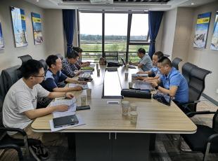 人民医院公司代表参加人民医院项目安全预评价报告评审会